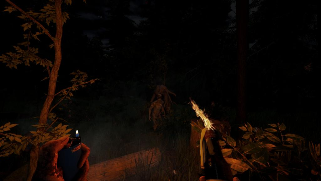The Forest Endnight Games